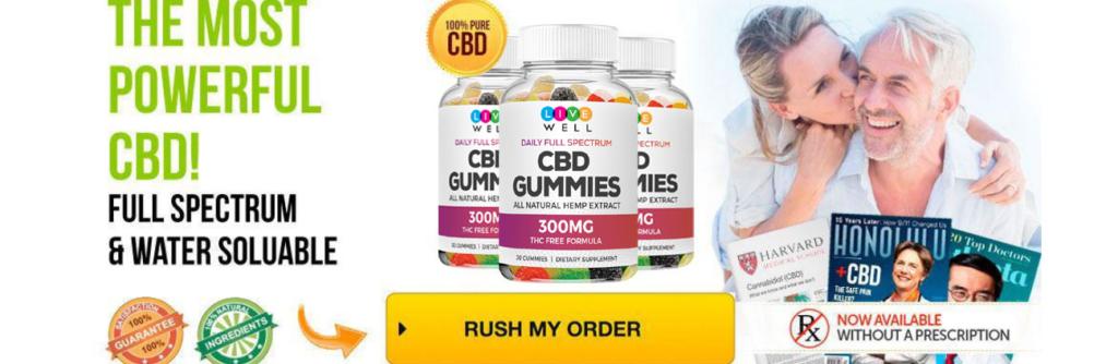 live well cbd gummies
