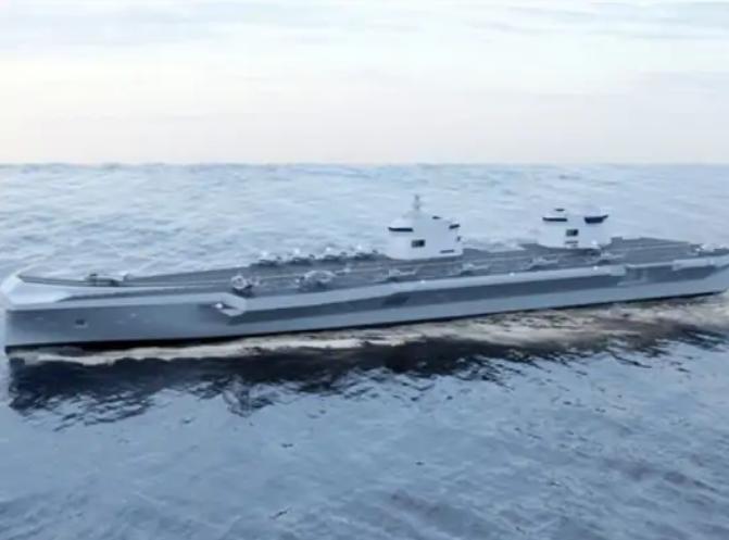 South Korea will get a UK-like aircraft carrier