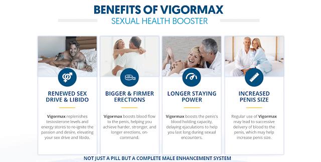 Vigormax Male Enhancement
