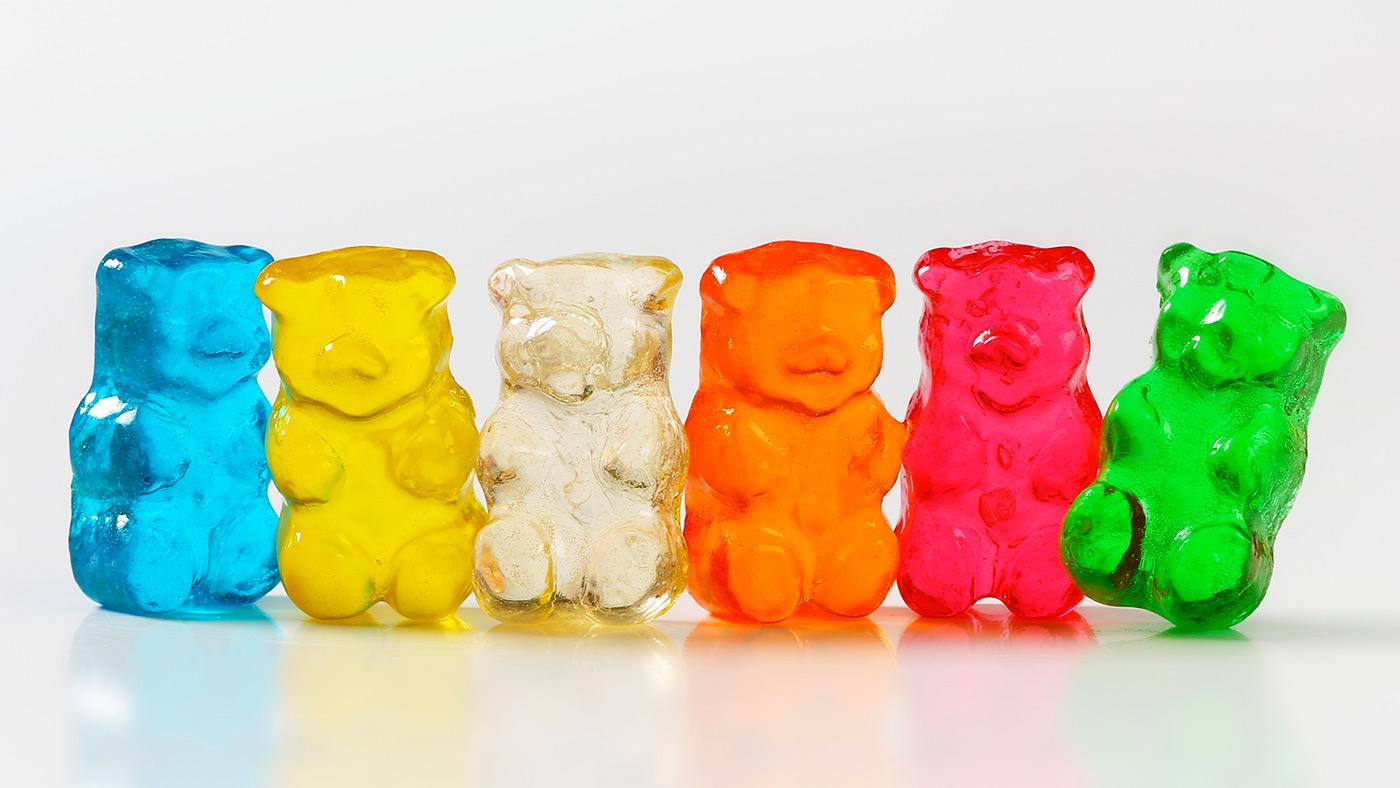 Green cbd gummy bears uk
